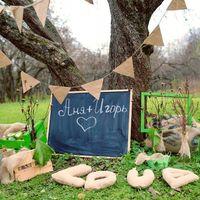 идеи для фотосессии пикник декорации