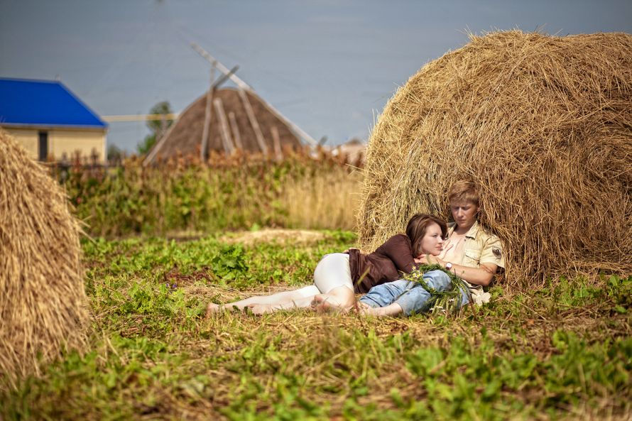 Андрей и Оля 2011. Нелжа. - фото 2965715 Фотограф Якушев Николай