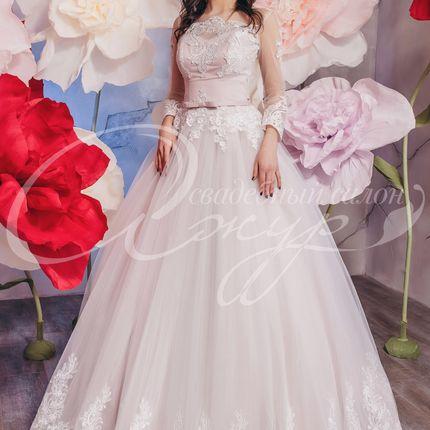 Свадебное платье Эмели