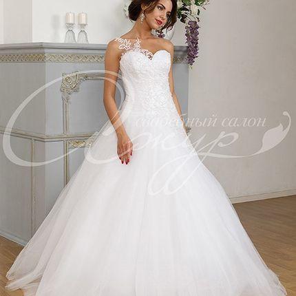 """Свадебное платье """"Олеся"""""""