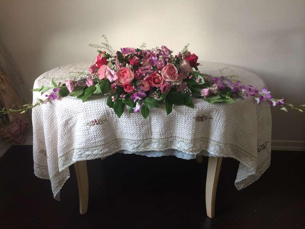 Композиция для президиума - фото 2961355 Kalina Floral - оформление свадьбы