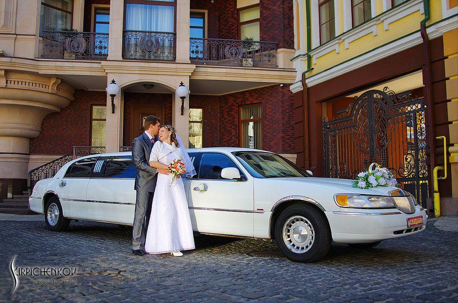 Прокат,аренда лимузина Lincoln, цена за 1 час