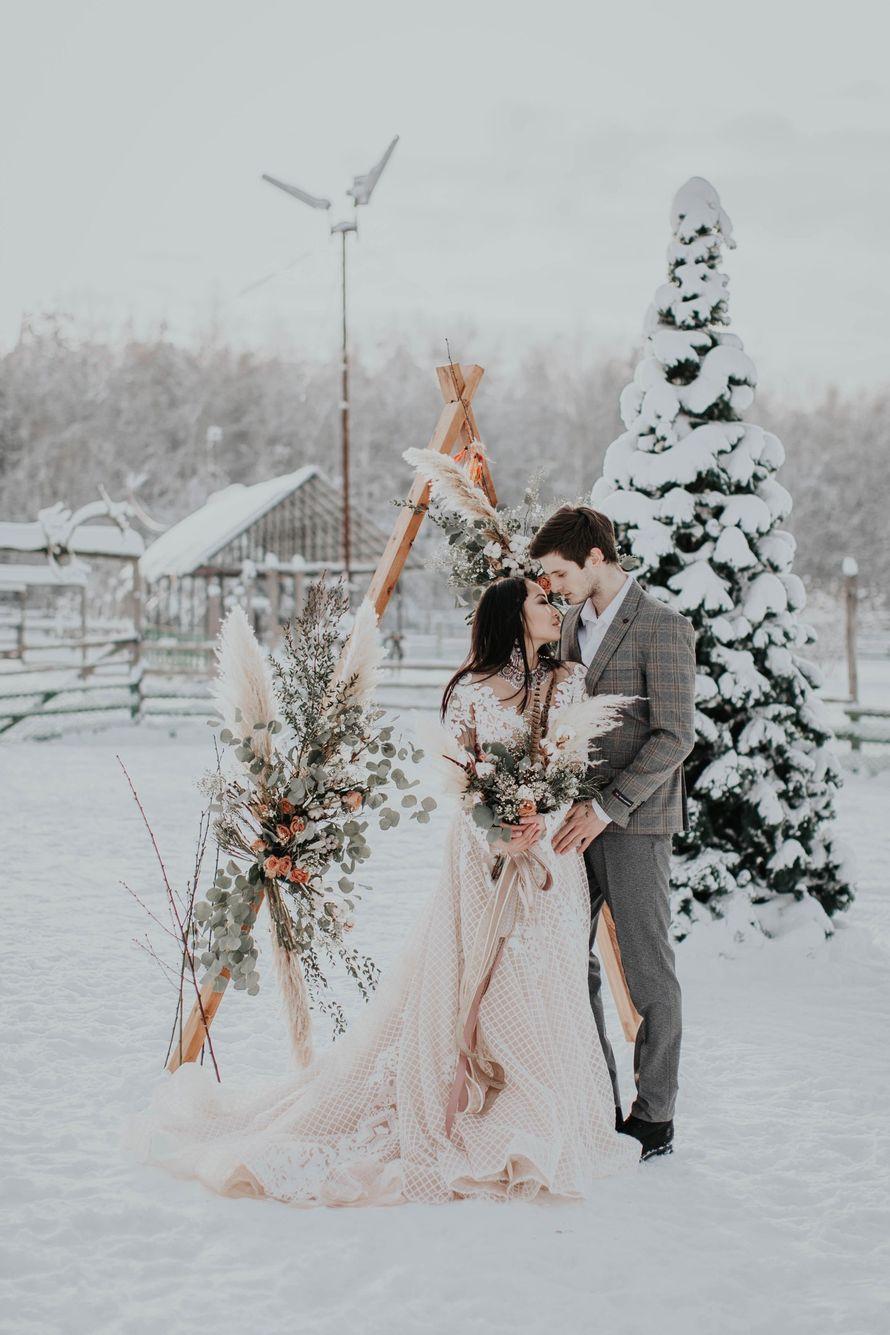 Фото 17045704 в коллекции Фотопроект Northren Wedding - Студия декора и флористики Page of love