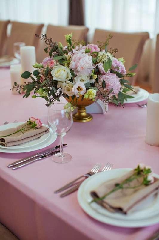 """Фото 17046032 в коллекции Свадьба Александра и Екатерины """"Rose & Gold"""" 15.07.15 - Студия декора и флористики Page of love"""