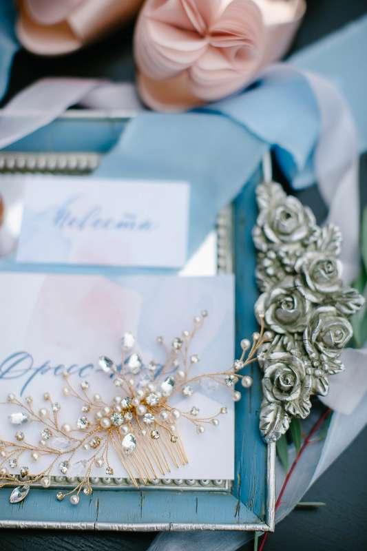 """Фото 17046052 в коллекции Свадьба Никиты и Екатерины 04.08.17 """"Ombre Wedding"""" - Студия декора и флористики Page of love"""