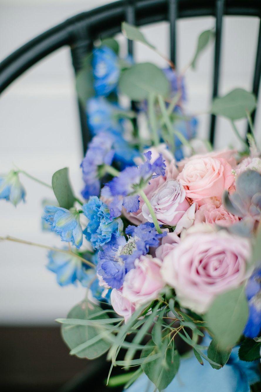 """Фото 17046070 в коллекции Свадьба Никиты и Екатерины 04.08.17 """"Ombre Wedding"""" - Студия декора и флористики Page of love"""