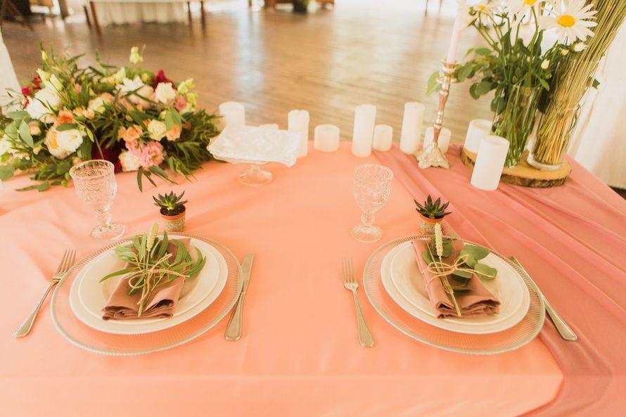 Фото 17046092 в коллекции Свадьба Антона и Екатерины 1.07.17 - Студия декора и флористики Page of love