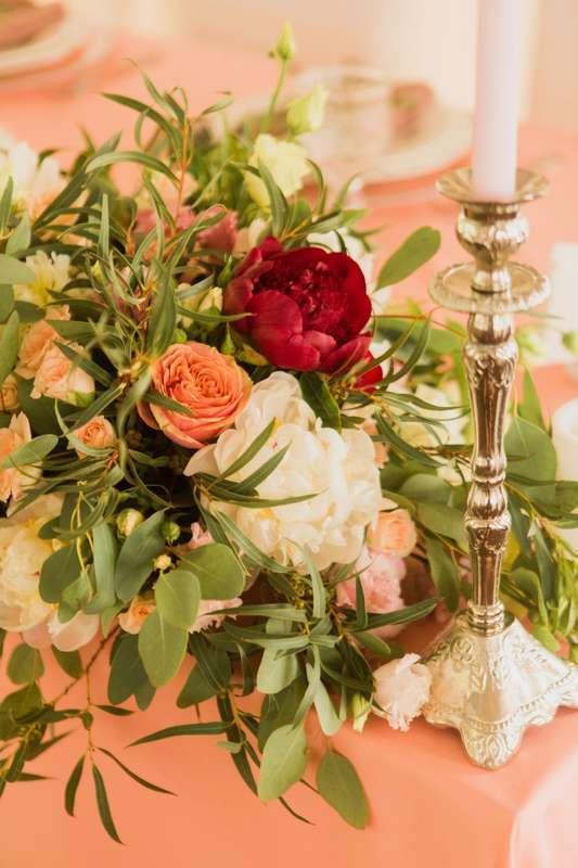 Фото 17046094 в коллекции Свадьба Антона и Екатерины 1.07.17 - Студия декора и флористики Page of love