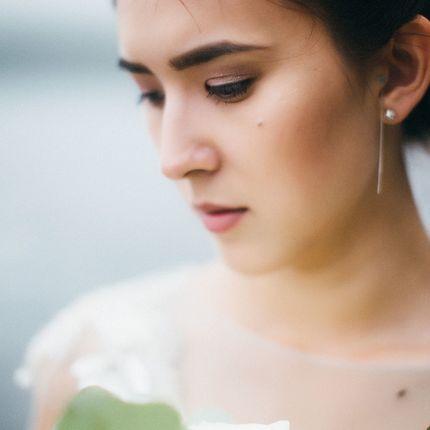 Свадебны визаж, стильный и индивидуальный