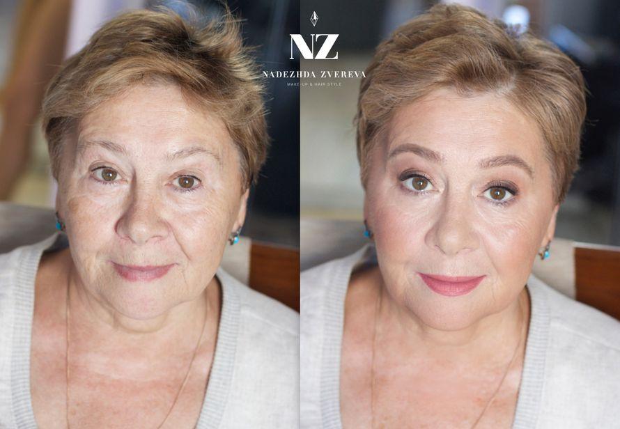 кожи возрастной макияж до и после фото выбрали эти пляжи