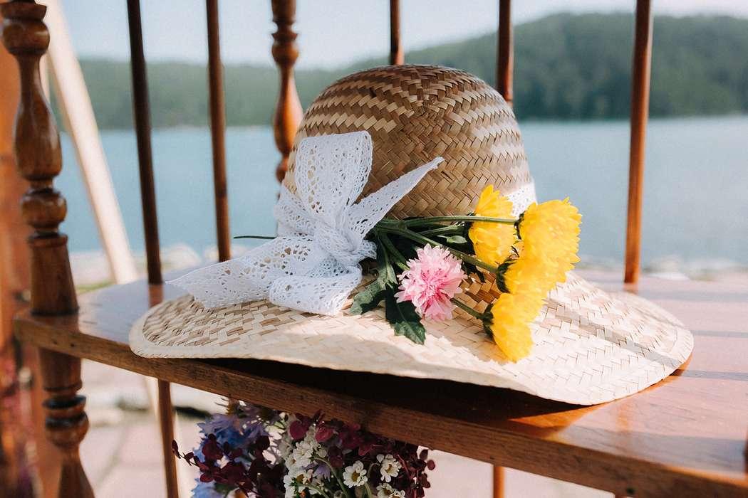 Фото 6991614 в коллекции Рустикальная свадьба - Jane shemis - флористика и декор