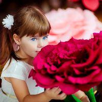 Гигантские сочные розы добавят необычности в общую концепцию свадьбы