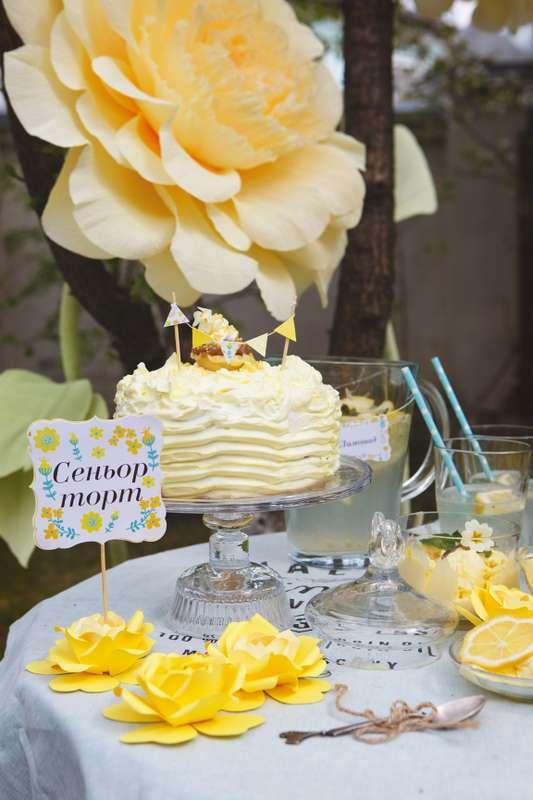 """Оформление романтичного сладкого стола на свадьбу или просто уютный вечер вдвоем. Удиви любимого/любимую! наполнение: домашняя кондитерская """"Ещё торта?!"""" - фото 5570110 Студия  декора """"Детали"""""""