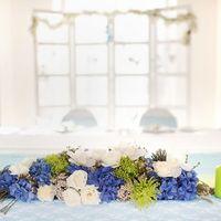 Организация свадьбы: Ledentsova wedding agency  Фотосъемка декора: Кристина Розова