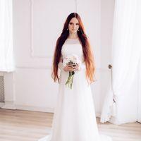 Свадебное платье Севидель