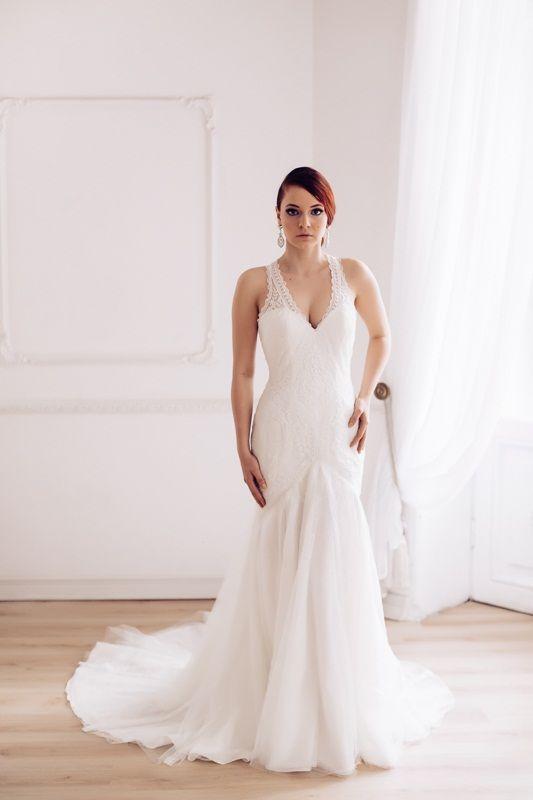 Свадебное платье Эсоланж - фото 3068803 Свадебный салон Весна