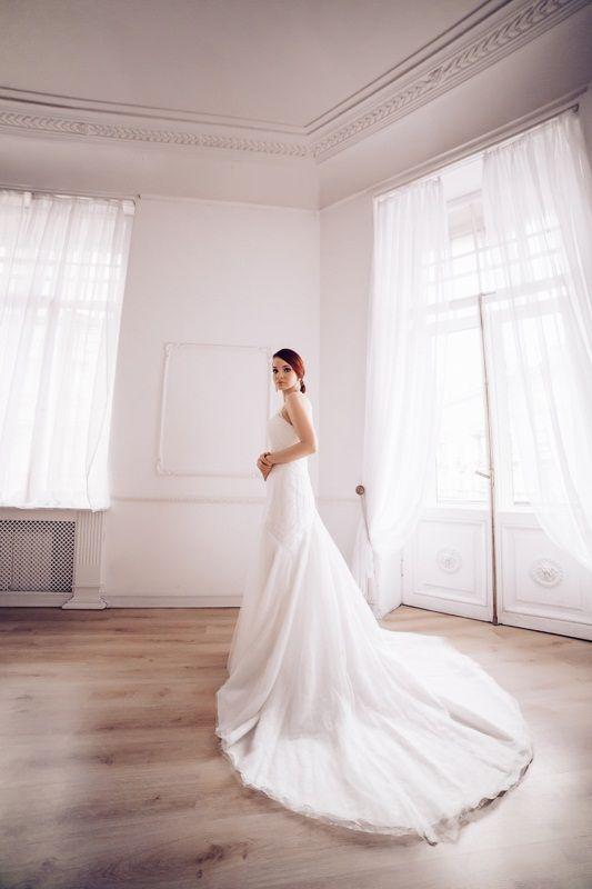 Свадебное платье Эсоланж - фото 3068807 Свадебный салон Весна