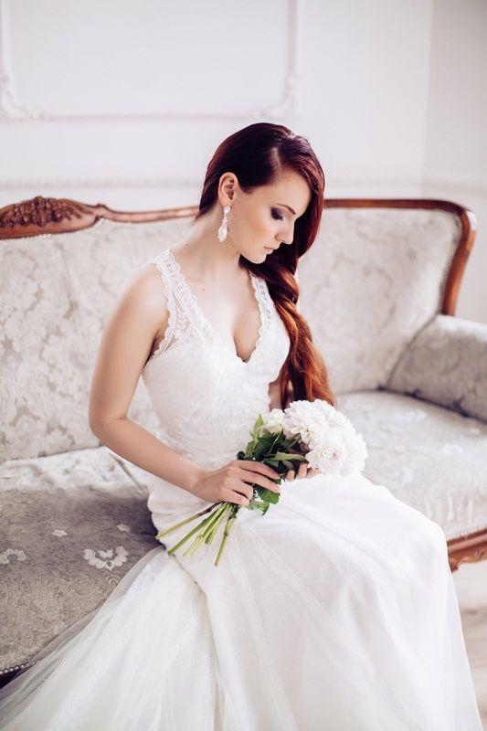 Свадебное платье Эсоланж - фото 3068811 Свадебный салон Весна