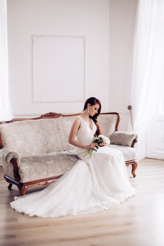 Свадебное платье Эсоланж - фото 3068813 Свадебный салон Весна