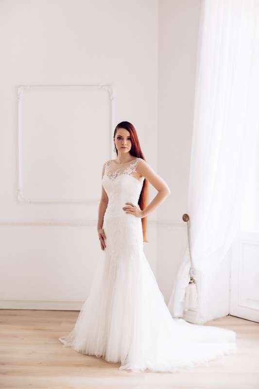 Свадебное платье Вирджиния - фото 3068817 Свадебный салон Весна