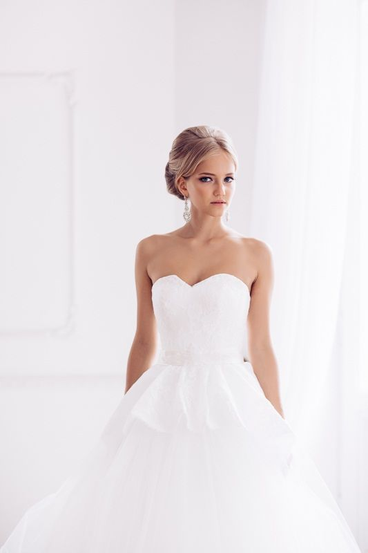 Свадебное платье Эльза - фото 3068837 Свадебный салон Весна