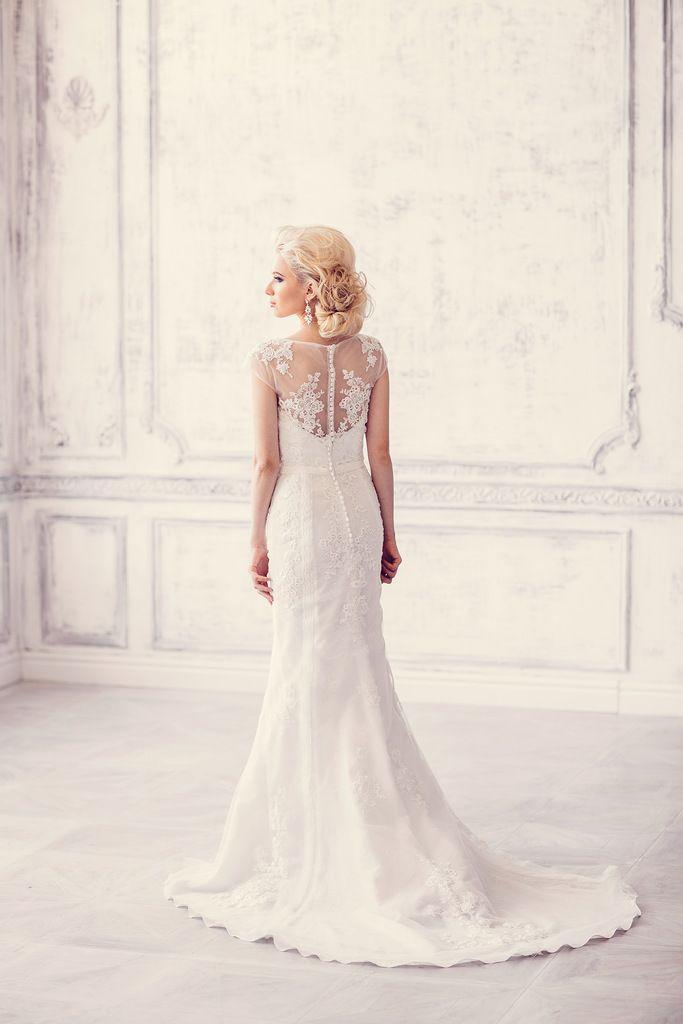 Свадебное платье Севилия - фото 3069845 Свадебный салон Весна