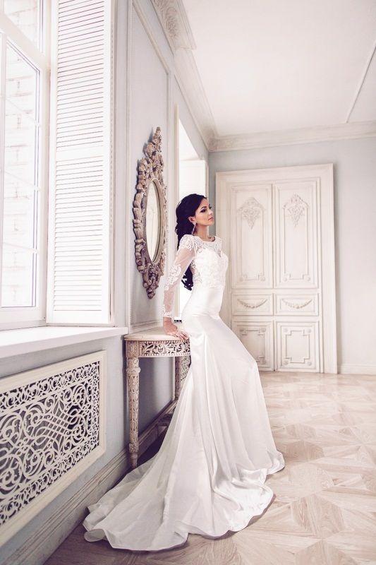 Свадебное платье Британи - фото 5055543 Свадебный салон Весна