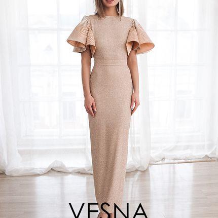 Платье Руфи Нюд