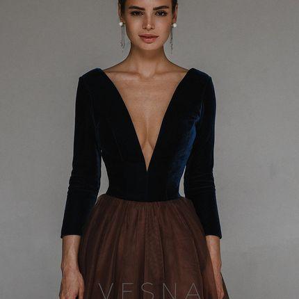 Вечернее платье Бридж