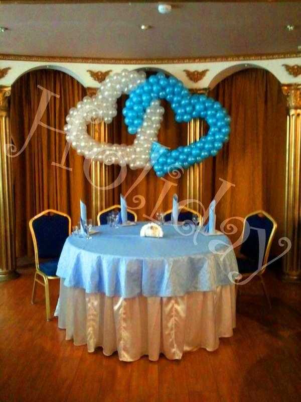 Фото 3085205 в коллекции Свадьба - Holiday - оформление воздушными шарами