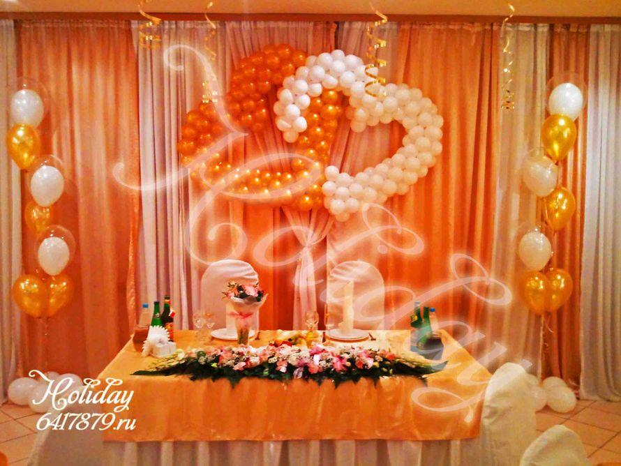 Фото 3085207 в коллекции Свадьба - Holiday - оформление воздушными шарами