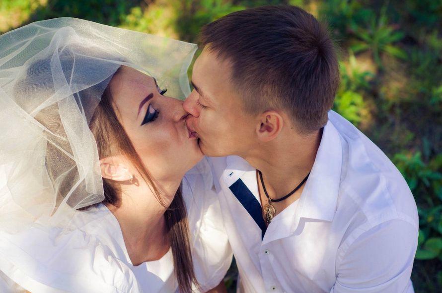 #женихиневеста#свадебный поцелуй - фото 10598618 Фотограф Анастасия Щербакова