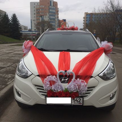 Аренда авто Hyundai IX35 2012