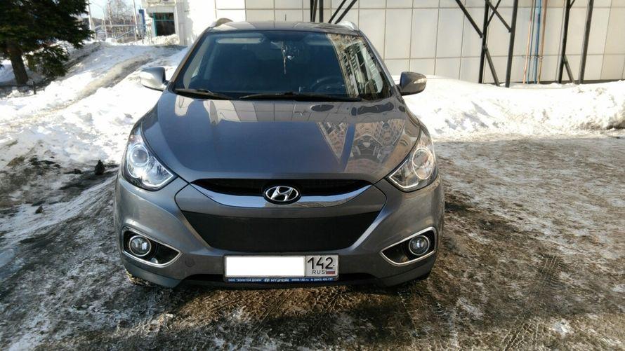 Аренда Hyundai IX35 2012