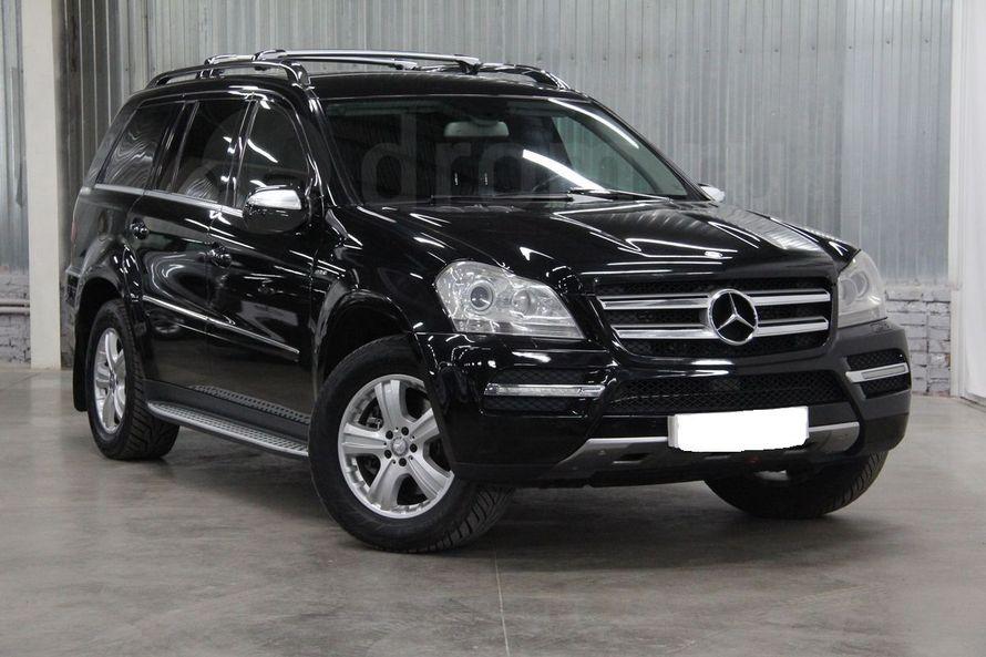Аренда Mercedes Benz GL 2012, цена за 1 час