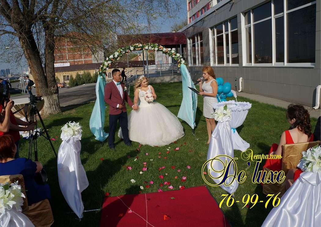 Фото 9166714 в коллекции Выездная регистрация бракосочетания - DeLuxe-Авто