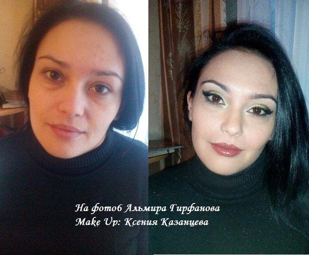 Фото 5877162 в коллекции Портфолио - Визажист Плеханова Ксения