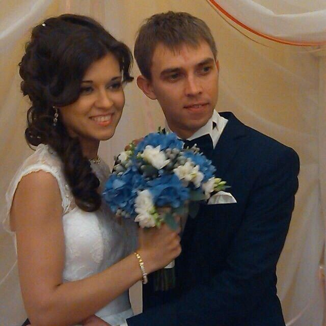 Фото невест 2014 года. Make up and hair style от #гильдиясвадебныхстилистовказани  - фото 3099799 Гильдия свадебных стилистов Казани - стилисты