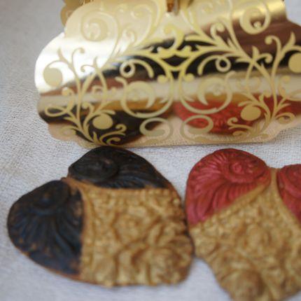 Пряники для бонбоньерок 2 шт филигрань