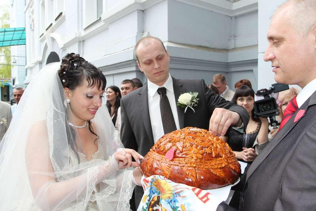Поздравление на свадьбе от родителей хлеб 680