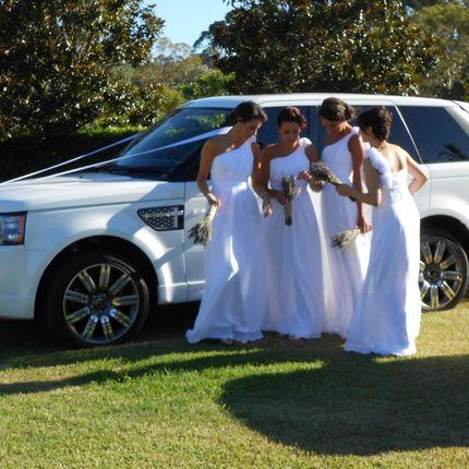 Аренда Range Rover