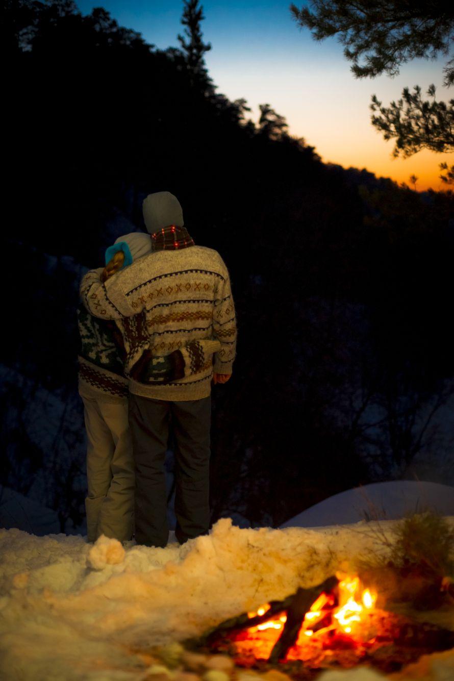 Любовная история  Ольги и Владимира - фото 13182408 Фотограф Надежда Котомина