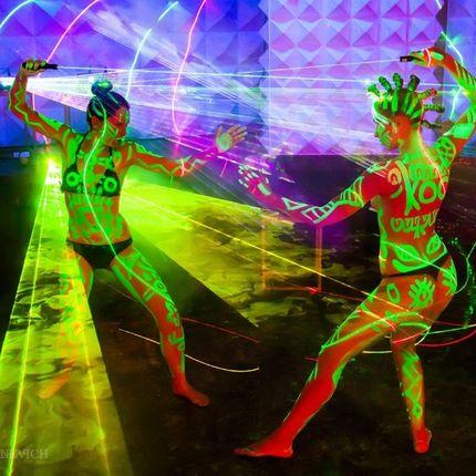 Лазерно-танцевальное шоу