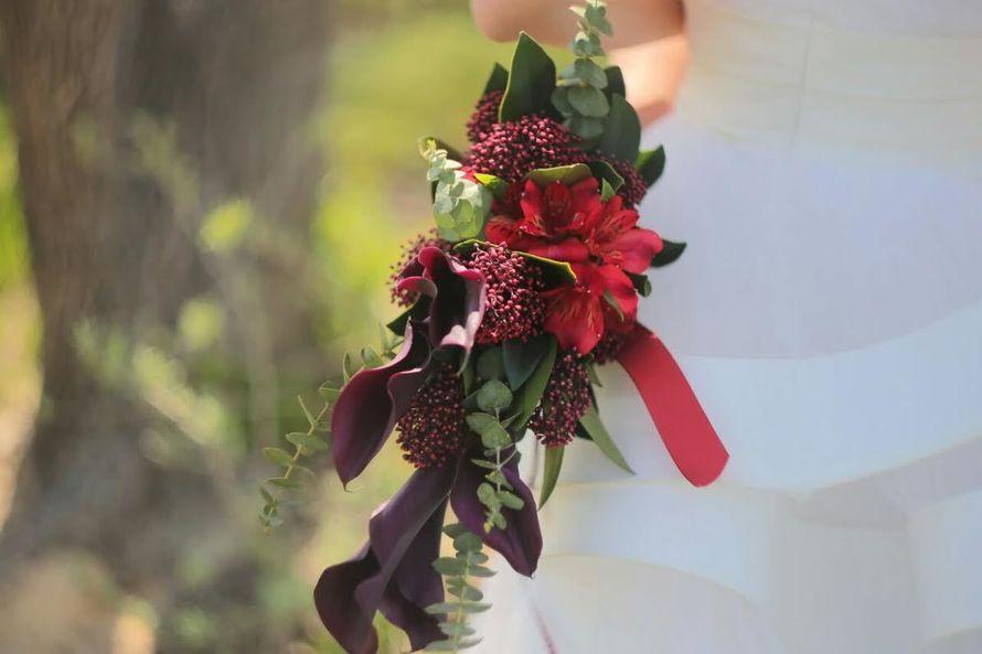 букет невесты - фото 5739149 Студия декора Люси Пасмурной