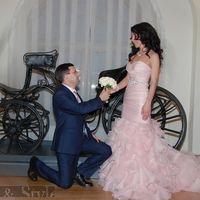 Наша невеста Дина осень 2013 год