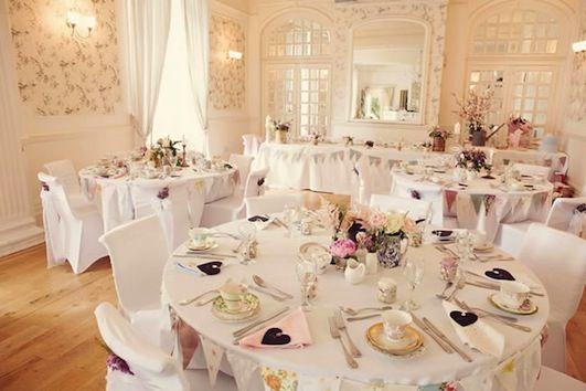 """Сервировка зала по самым высшим стандартам! - фото 3161745 Студия стильных свадеб """"La Feerie"""", агентство"""