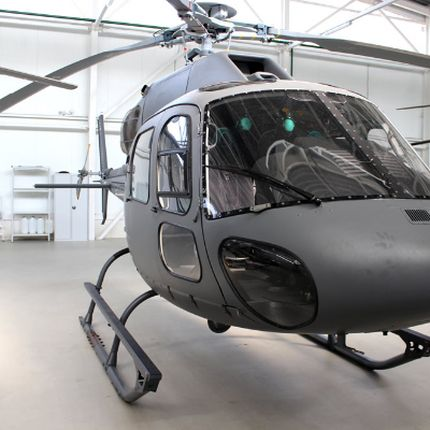 Аренда вертолета Eurocopter AS355 NP
