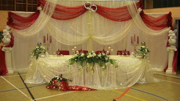 Декор свадеб тканями и цветами - фото 3174785 ЭкоDekor - декор свадеб