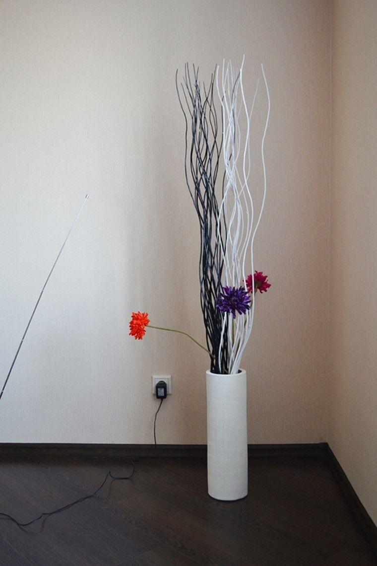 Декоративные ветки в напольную вазу купить