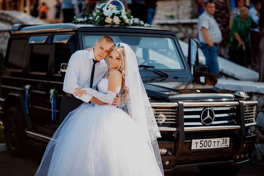 Платье принцессы и легкая длинная вуаль на невесте Анне! - фото 14892644 Свадебный салон Юлии Савиной